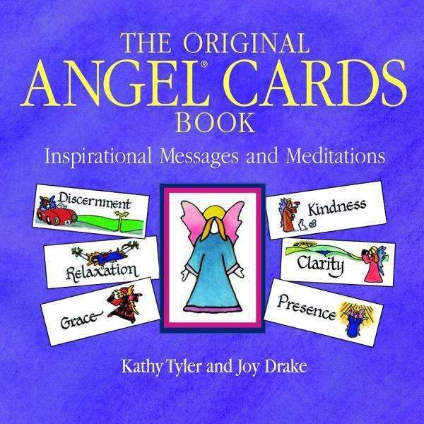 ORIGINAL ANGEL CARDS BOOK