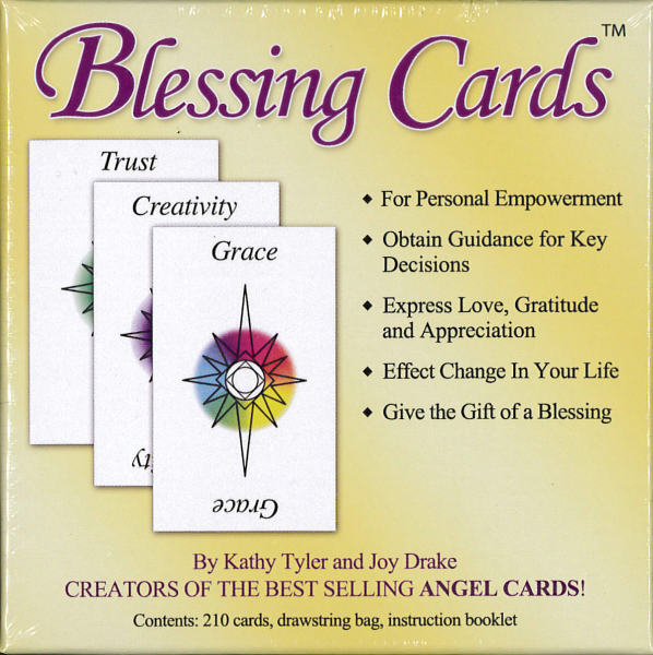 BLESSING CARDS: Communicate Your Love, Gratitude And Caring (210